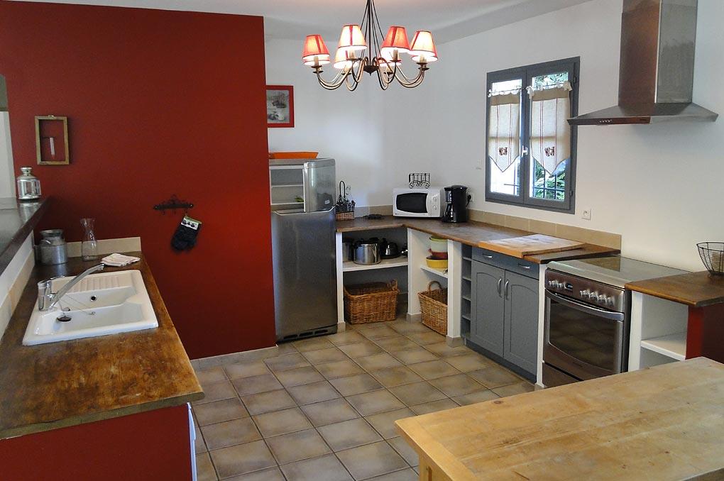 villa rocalinaud 6 personnes location de vacances beaumes de venise en provence chez marius. Black Bedroom Furniture Sets. Home Design Ideas
